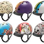 Nutcase introduceert 2 hippe en trendy fietshelmen