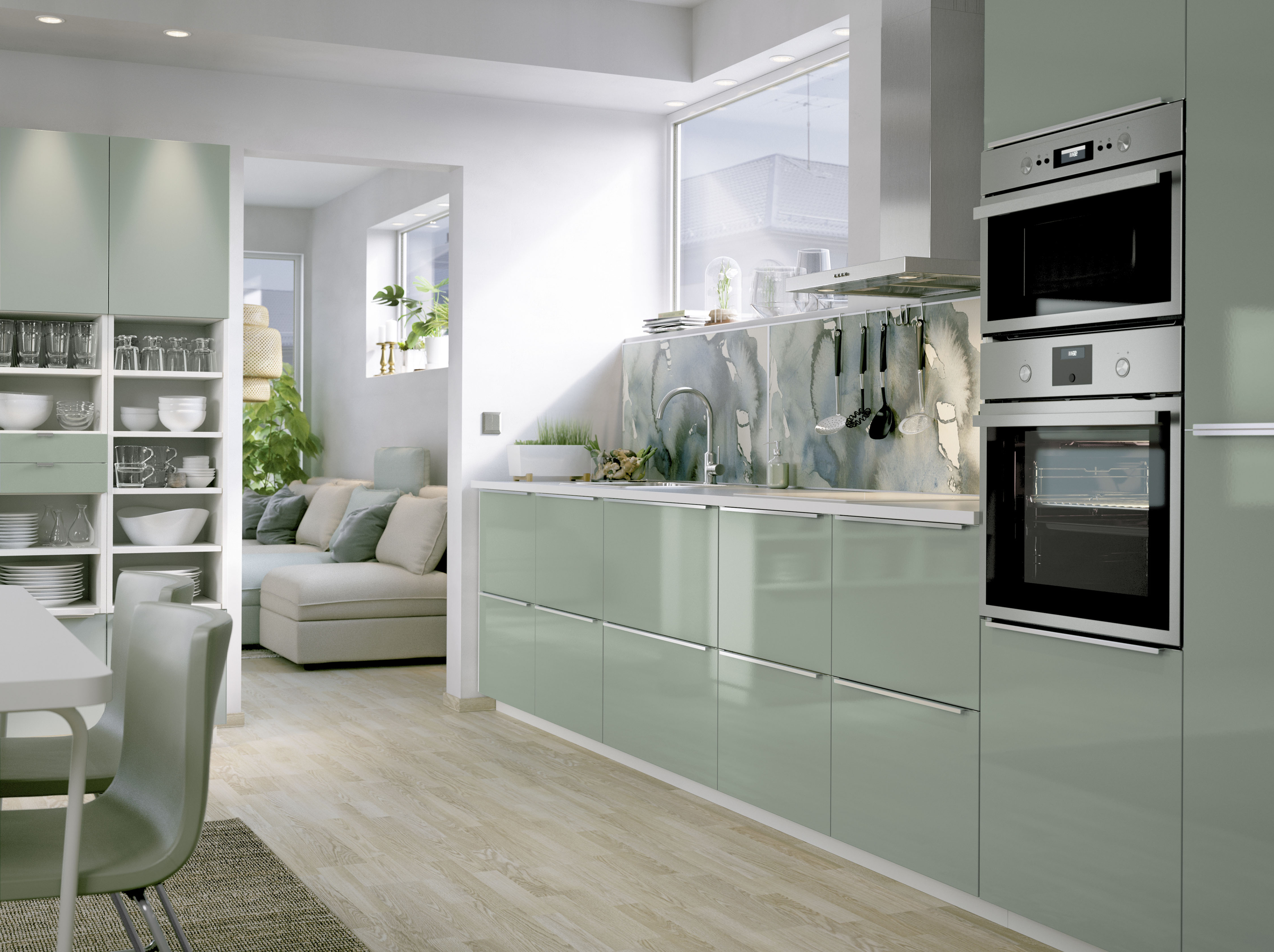 Lichtgrijze Keuken Ikea : Lichtgrijze keuken ikea. Grijze keuken ikea.
