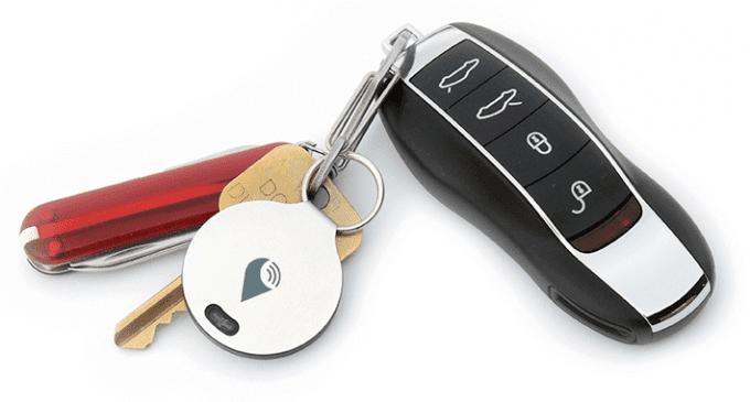 tracker sleutels