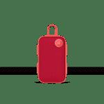 Libratone GO ONE CLICK en STYLE BT speaker is er nu ook in het rood