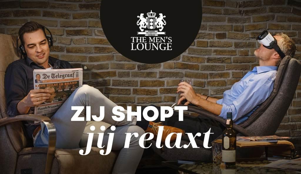 Leren Relaxstoel Van Prominent.Men S Lounge By Prominent In De Kalverstraat Lifestylelady Nl