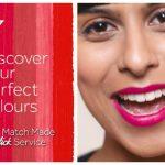 No7 introduceert Match Made Lipstick Service