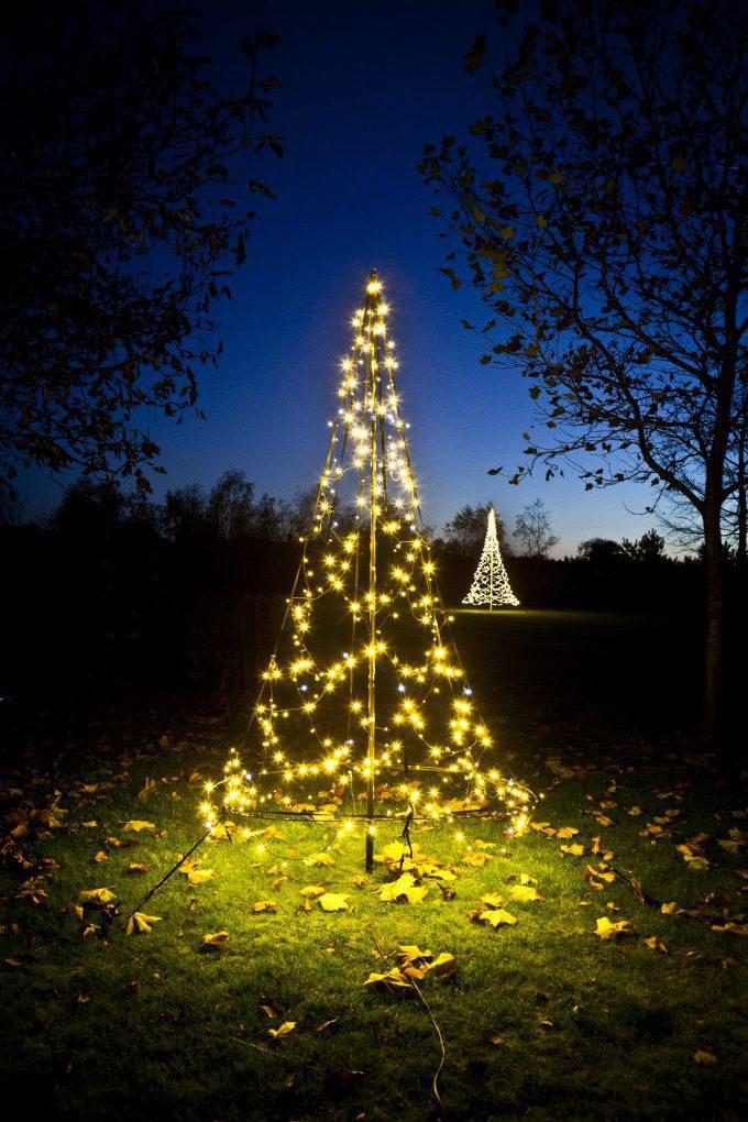 kerstboom-in-de-tuin