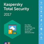Test; Kaspersky Total Security 2017