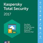 Test; Kaspersky Total Security 2017
