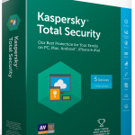 Mail & Win; Kaspersky Total Security 2017 software