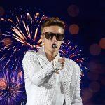 Vier Oud & Nieuw in Miami met Justin Bieber
