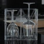Test; Wijnglashouder voor in de vaatwasser, de Glass Saver