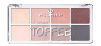 essence all about toffee eyeshadow