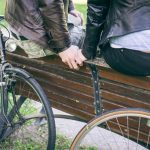 Samen fietsen maakt je gelukkig