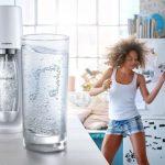 SodaStream lanceert een nieuwe watertoestel, de Spirit