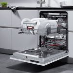 AEG lanceert uniek liftsysteem in vaatwasser