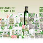 Dr Organic Hemp Oil huid- & haarverzorging