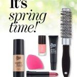 Etos lanceert haar voorjaar beauty-musthaves