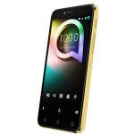 Alcatel limited edition SHINE LITE Black & Gold