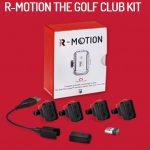 Speel thuis golf met de R-Motion golfsimulator