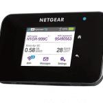 Test; Mobiele hotspot Netgear AirCard 810