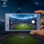 Krijg een Feyenoord ticket bij aankoop van de Sony Xperia XZ1