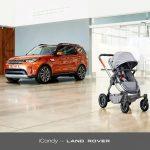 Land Rover en iCandy lanceren de iCandy Peach All-Terrain Special Edition wandelwagen
