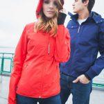 Baubax multifunctionele jas voor op reis