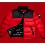The North Face Nuptse Jacket is jarig