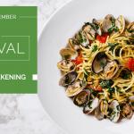 Het IENS festival is gestart en eet met 50% korting