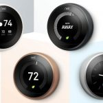 De Nest Learning Thermostat is er in 3 nieuwe kleuren
