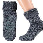 December cadeaumaand; Warme voeten met wollen huissokken