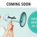 De Douglas store in Hoog Catharijne (Utrecht) gaat open