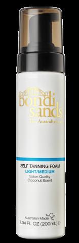Geef jezelf een mooie bruine kleur met Bondi Sands selftanning