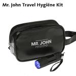 Vanaf vandaag bij Kruidvat; Mr. John Travel Hygiëne Kit