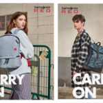 Samsonite RED onthult de FW 2018 'Carry On' campagne