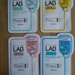 Nieuw; de Tonymoly Lab Mask Serie