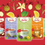 Nieuwe smaken YOGI TEA