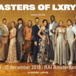 MASTERS OF LXRY 2018 – EEN GENIUS EDITION