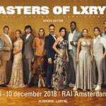 MASTERS OF LXRY 2018 – EEN GENIUS EDITION