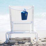 Veilig je spullen achterlaten op het strand
