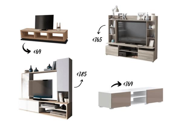 Je woonkamer inrichten voor minder dan €500, kan het?