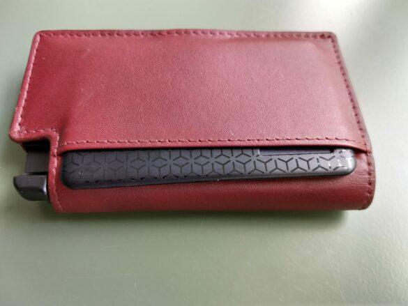 Test; Ekster Wallet kaarthouder & Tracker