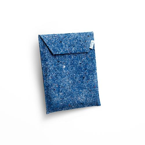 Gebruik een KLM uniform als tas
